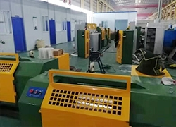 Aluminum welding wire production process
