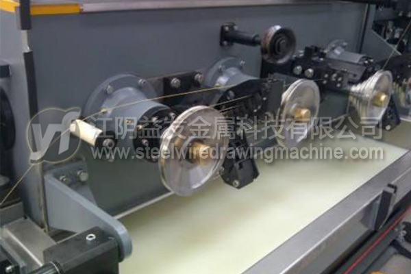 Advantages of wire drawing machine in wire drawing operation