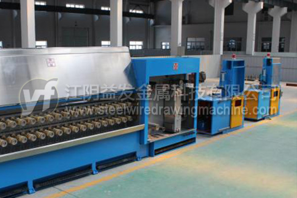 Wire drawing machine types and specifications